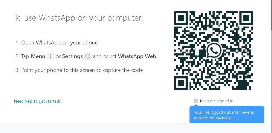 web whatsapp com