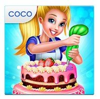 Real Cake Maker 3D-Bake, Design and Decorate