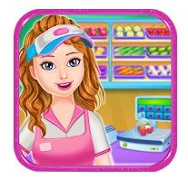 Super Market Game For Girls