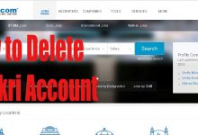 Photo of How To Delete Naukri Account Permanently