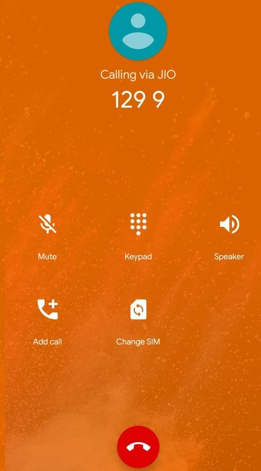 Calling customer care to find your jio number