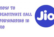 Photo of How To Deactivate Call Forwarding In Jio