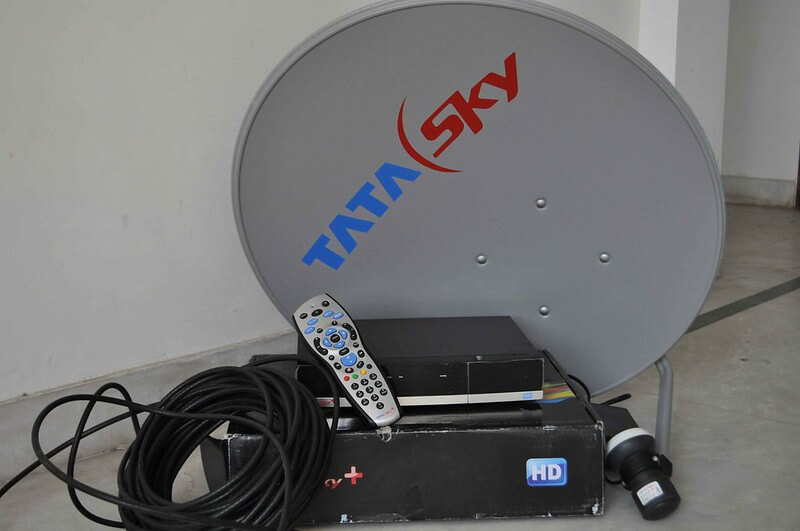 Tata sky refresh